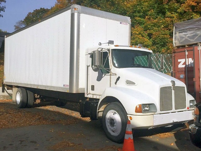 Kenworth | T300 | Box Truck | 24' | High Cube | Diesel | Automobiles