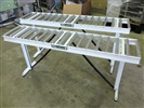 Super Duty Portable Roller Conveyor
