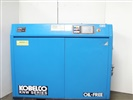 Kobelco-Domnick Hunter Rotary Screw Air Compressor with Heatless Desiccant Dryer