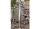 Precision Stainless 300 Liter Gallon Pressure Tank