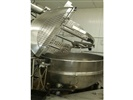 Hamilton 400 Gallon Single Motion Triple Action Jacketed Kettles